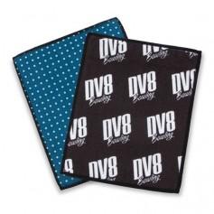 Dv8 Microfiber Grip Pad Black