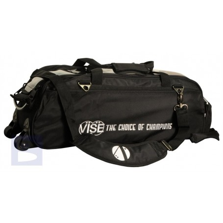 Vise 3-ball roller tote