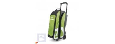 3 Klots Väskor med hjul